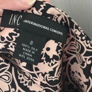 INC International Concepts Tops - Silk INC top